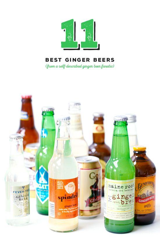 11 Best Ginger Beer Brands (from a self-described ginger beer fanatic)