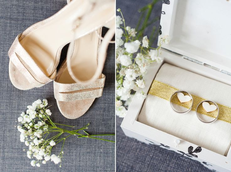 dodatki ślubne, gipsówka na ślubie, obrączki, buty, zdjęcia detali, fotografia ślubna, judyta marcol