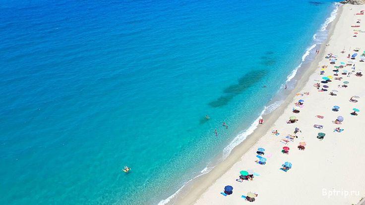 Все пляжи Тропея, регион Калабрия (Италия) - фото, отзывы об отдыхе, описание