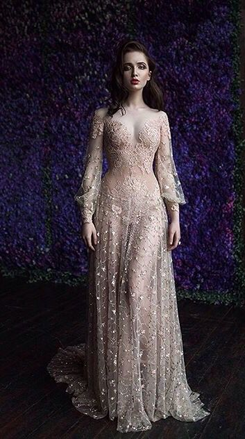 #malyarovaolga Wedding Dress Fashion Designer: Olga Malyarova
