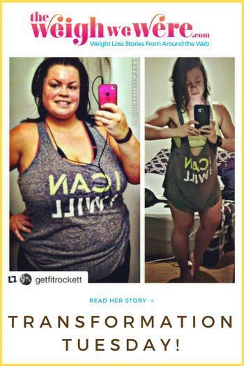 Read her inspirational transformation story and meal prep tips. Motivational before and after fitness success stories from men and women who hit their weight loss goals with training and dedication. | TheWeighWeWere.com