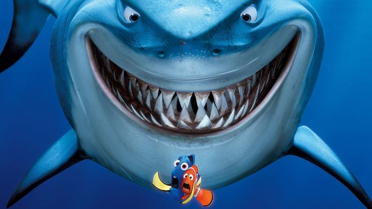 The director of 'Finding Nemo' says he made the movie because he was bothered by a scene in 'The Lion King