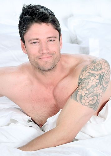 James Scott (EJ DiMera) Days of our Lives - Haven't watched this show for years...I may have to start!