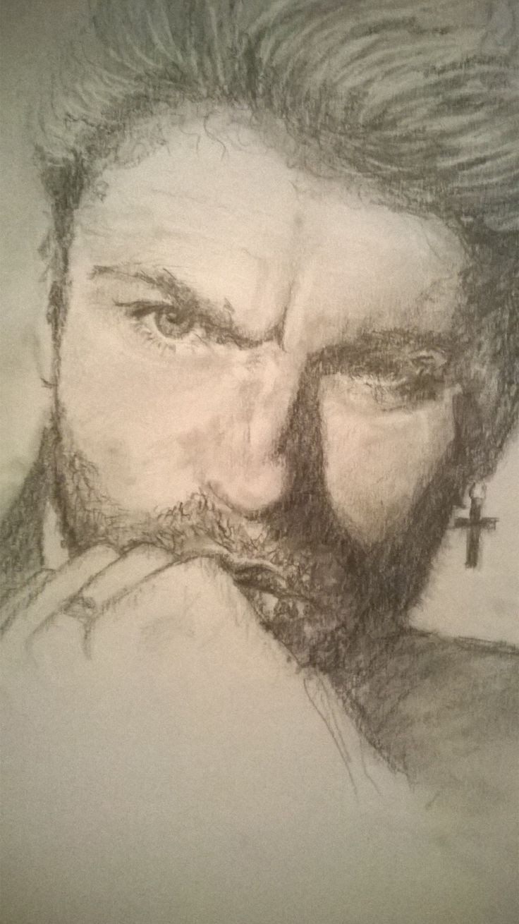 In memoriam George Michael  by Anett
