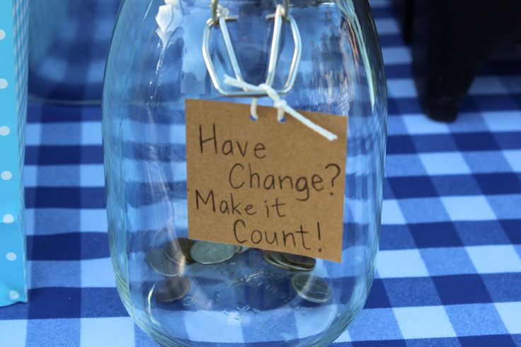 Great way to ask for additional donations... @Vicki G. and @Kathy McCormick !!!! This is a GREAT idea for the bake sale and gift basket table !!!!!