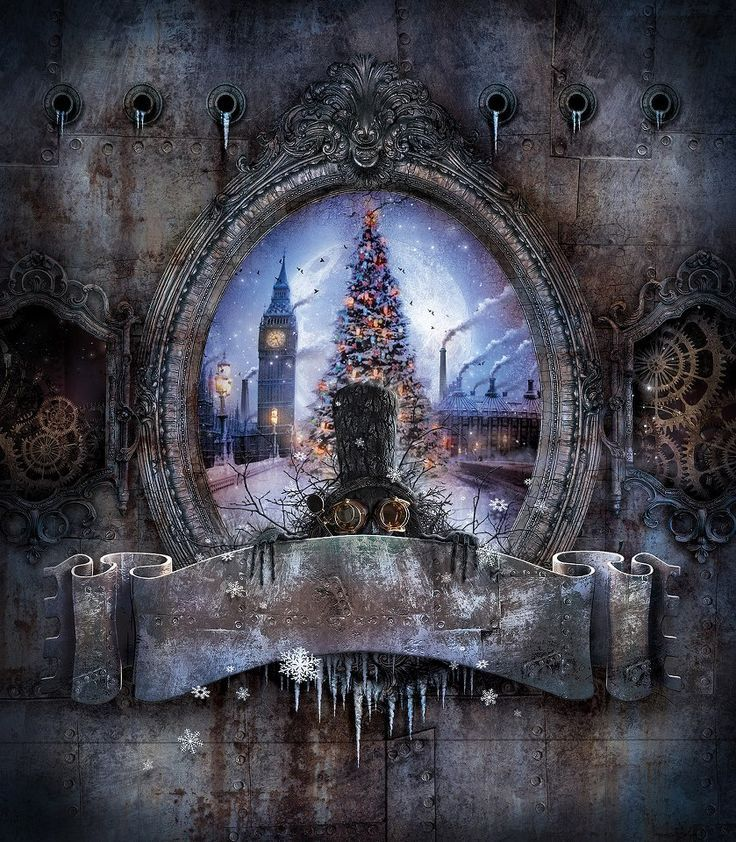 Bringing Old Fashioned Christmas Caroling To Ashview: 262 Best ʂŧɘąɱ ☃ Steampunk Victoriana Christmas ☃ ʂŧɘąɱ
