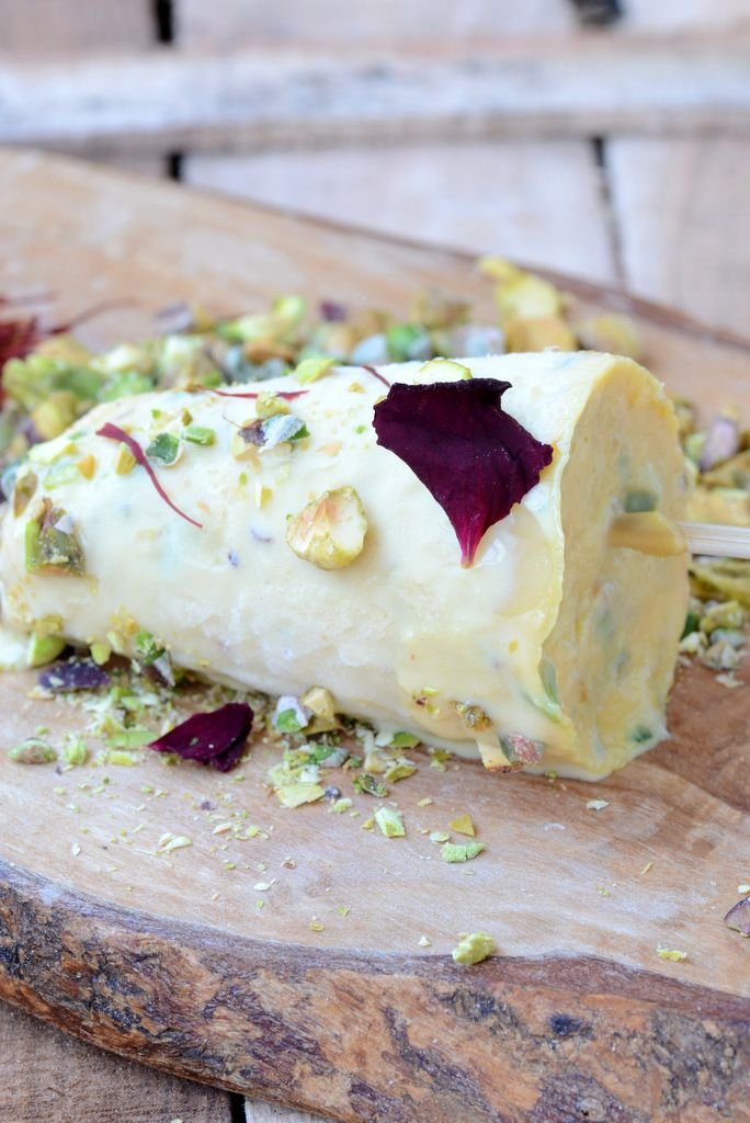 Whisk Affair: Kesar Pista Kulfi ~ *Full cream milk-2 lt *Condensed milk-200 ml *Kesar\ Saffron-2 good pinch *Pistachios-1\4 cup (finely chopped) *Cardamom powder-1 tsp (freshly made works best) *Rose water-2 tbsp