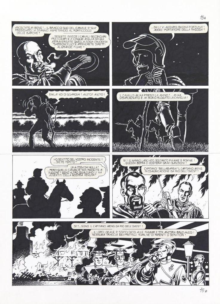 I Briganti - Tutti gli uomini della legge - pag.15, 1988