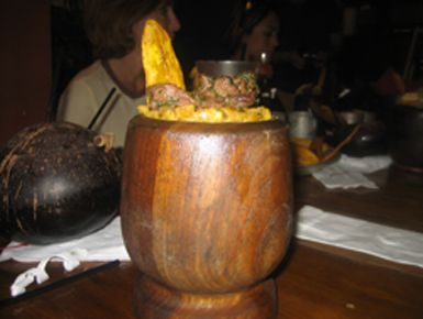 I need to have authentic mofongo