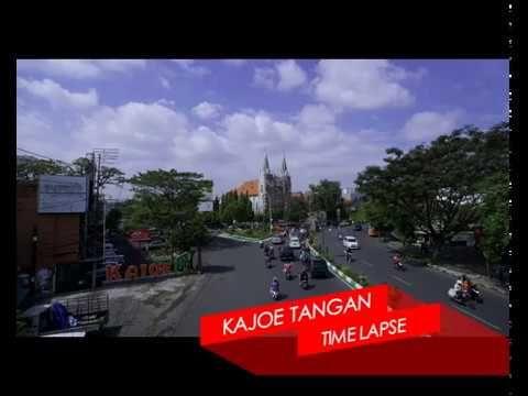 Kajoe Tangan Malang City Timelapse