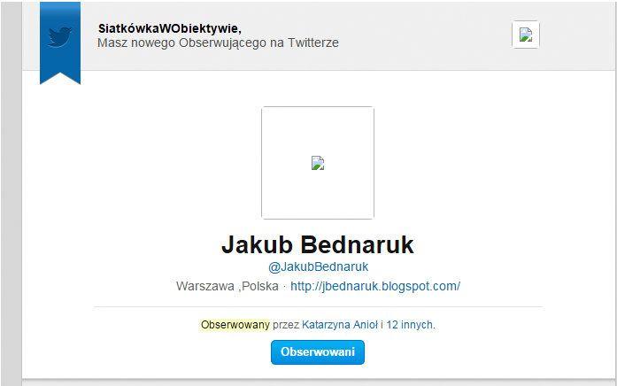 #JakubBednaruk