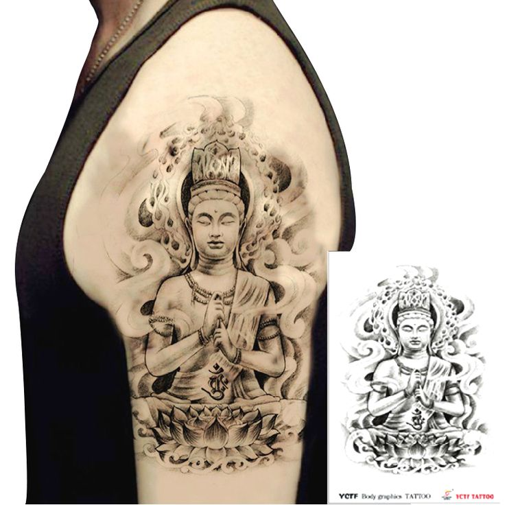 Online Buy Wholesale buddha tattoos designs from China buddha ...