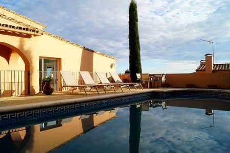 Bekijk deze fantastische advertentie op Airbnb: Luxury Villa, Private pool & Views  in Begur