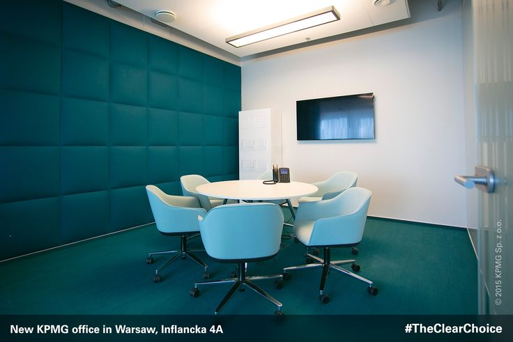 The Warsaw Office Of KPMG Poland Has Moved To A New Location At Gdanski Business Center On Ul Inflancka 4A