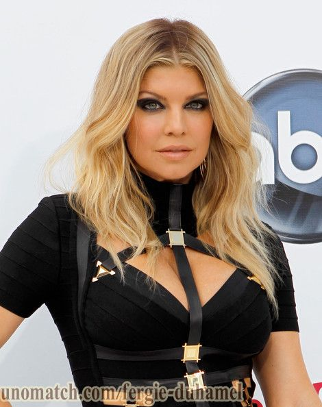 Fergie Duhamel is an American singer, songwriter, fashion designer, television host and actress. She is the female vocalist for the hip hop group The Black Eyed Peas.