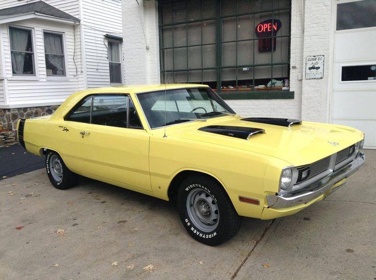 1972 Dodge Dart Swinger 340, #'s Match 4spd., 3:23 Sure Grip,