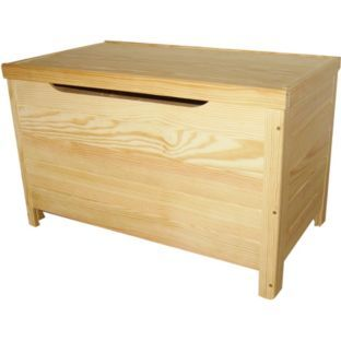 Buy Wooden Storage Box - Pine at Argos.co.uk - Your Online Shop for Storage chests.