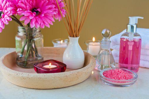 Cómo crear un spa en casa                                                                                                                                                     Más