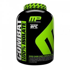 Musclepharm Combat 100% Isolate Whey Protein 2269 gr, for women if you're considering fit miss protein but like the sweeter taste, this is your go to. I've done both and love both. Mp is the best