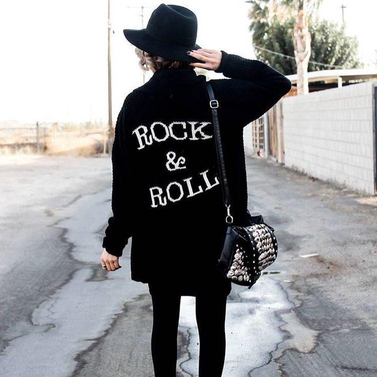 Gypsy Warrior Rock N Roll #fallfashion #grungy