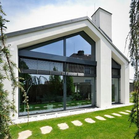 Window films or tinted glass are the perfect solution for architectural windows or floor to - Exterior window tint for homes ...
