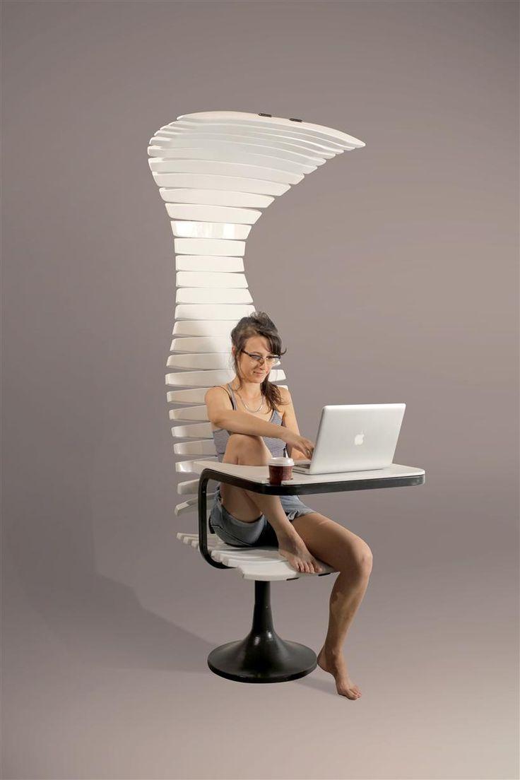 adi kalina outdoor office urban street furniture chairs