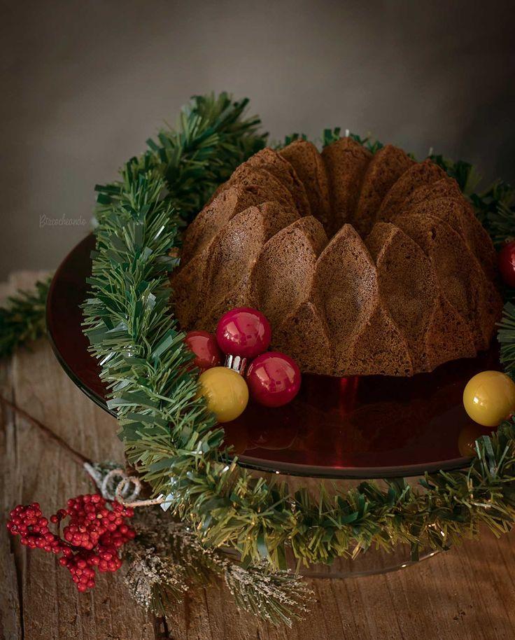 #BundtBakers: Maple Walnut Bundt Cake [Bizcocho de Sirope de Arce] – Bizcocheando