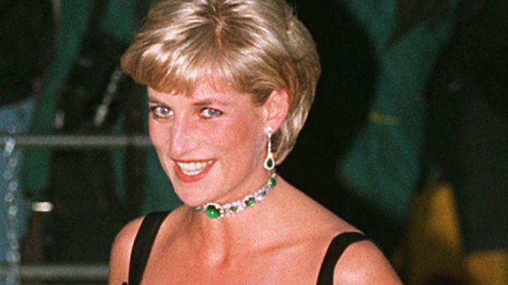 Warum Prinzessin Diana nie Handschuhe trug - kurier.at