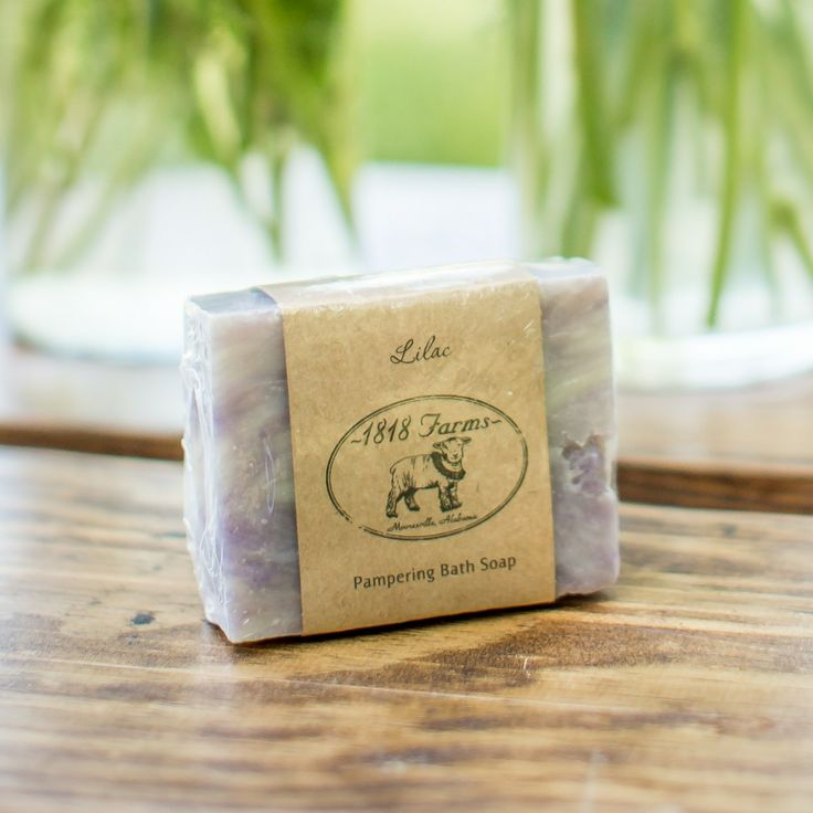 Hand Crafted Soap | 1818 Farms
