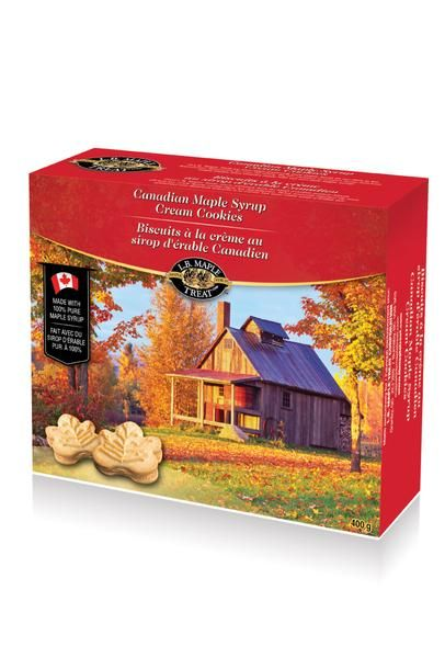 Canadian Maple Biscuits