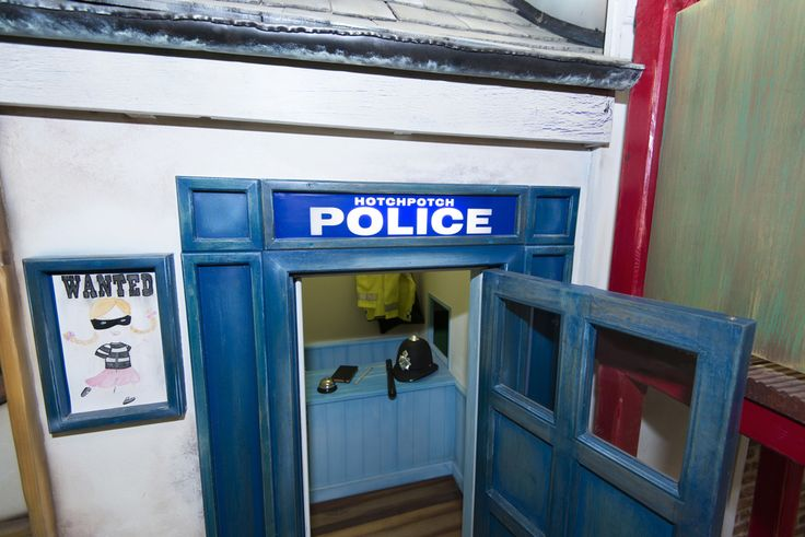 Police Station Extreme Playhouses Pinterest Police And Police Station