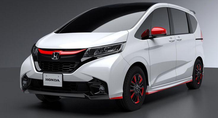 Honda Previews Three Customized Minivans For Tokyo Auto Salon