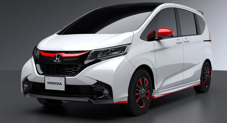Honda Previews Three Customized Minivans For Tokyo Auto Salon