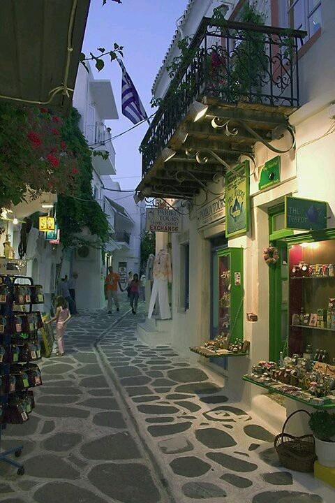 Love those alleys...