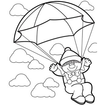christmas elf coloring page - Elf Christmas Coloring Pages