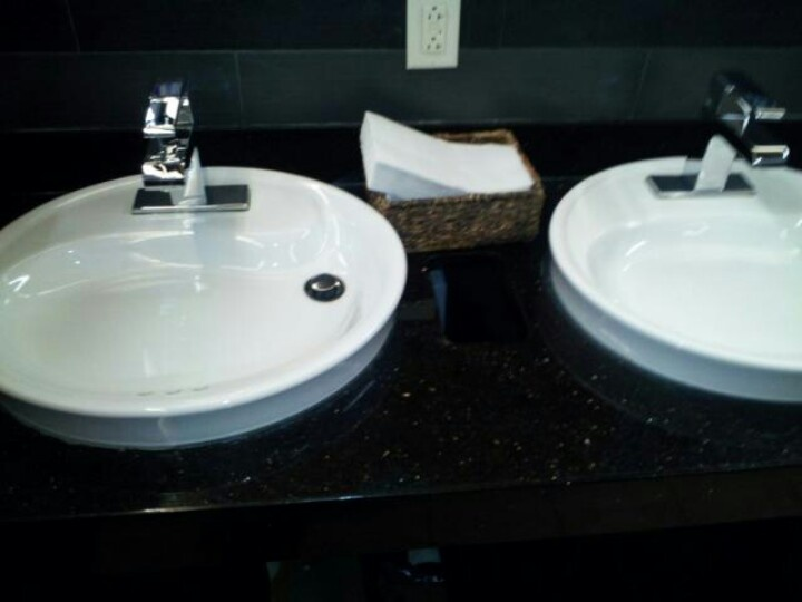 His & Her Sinks Home Pinterest Sinks, Masters and Master bath
