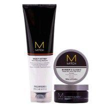 Kit-Shampoo-Anti-Residuos---Pomada-Modeladora-Barber-s-Classic