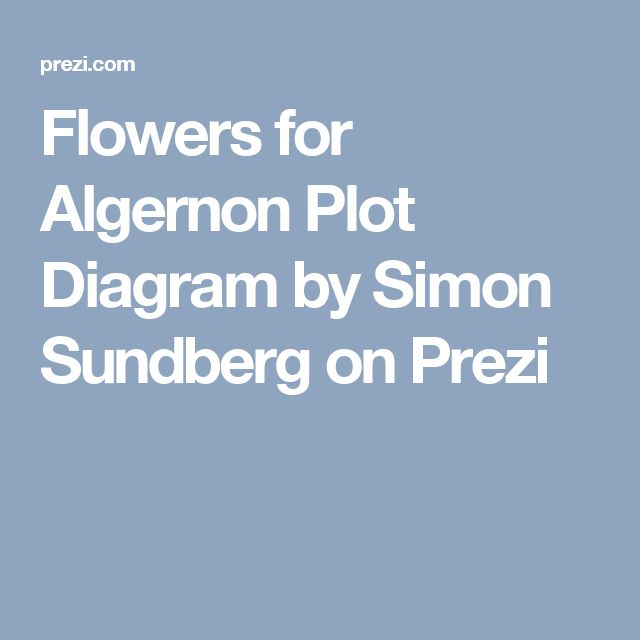 flowers for algernon essay prompts Flowers for algernon study guides  essay prompts for exam sign in | recent site activity | report abuse | print page | powered by google sites.