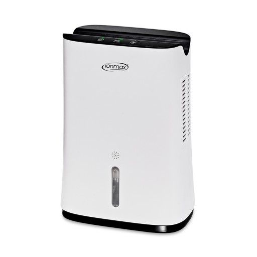 The Ionmax ION681 Compact Dehumidifier reduces humidity to slow the growth of mould and mildew thus helping to prevent illnesses associated with high levels of humidity, helps to dry laundry, and help you sleep better. With an inbuilt humidistat and auto switch off when the tank is full, the ION681 can be left to automatically regulate the humidity level in your home without monitoring.