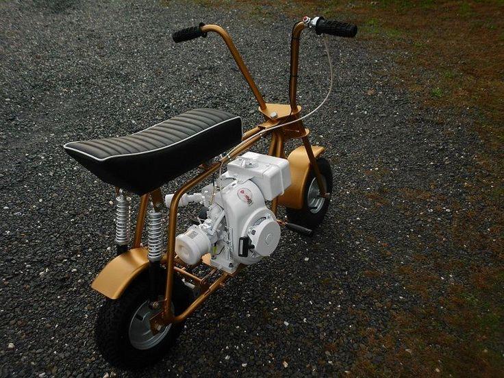 vintage Tecumseh mini bike engine Engine and Minibike
