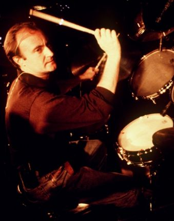 Phil Collins... and those awesome drums