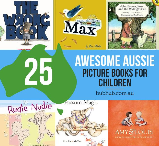 This list of 25 awesome Aussie picture books is by no means exhaustive and it…