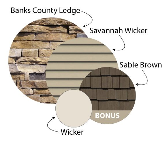 Stone Veneer & Siding Ideas | Rempfer Construction, Inc.