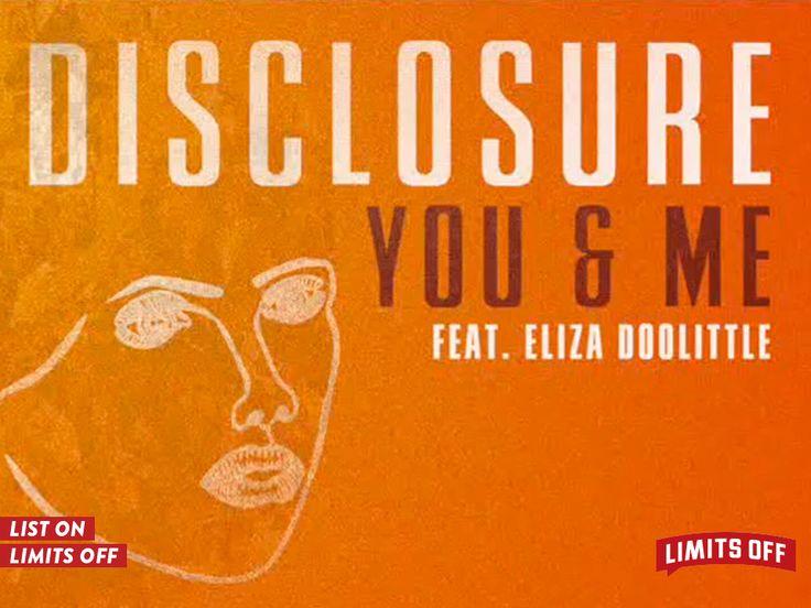 Disclosure - You & Me feat. Eliza Doolittle (Flume Remix) https://goo.gl/UFJeBS