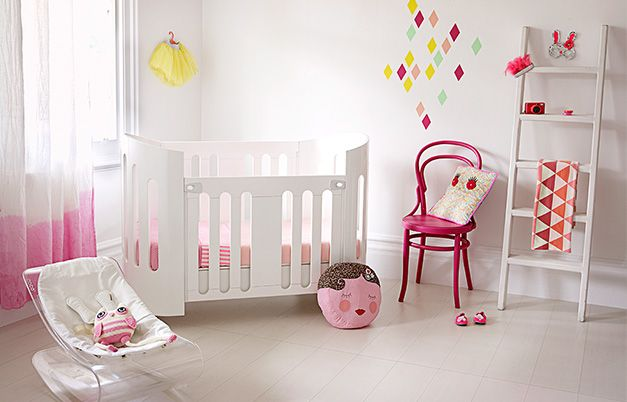 Bright baby / Bloom / Luxo sleep / Coco lounger