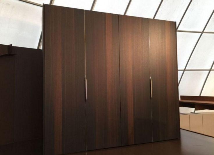 #Flou #Wood #Wardrobe  Special price: € 4.980,00 (-32%)