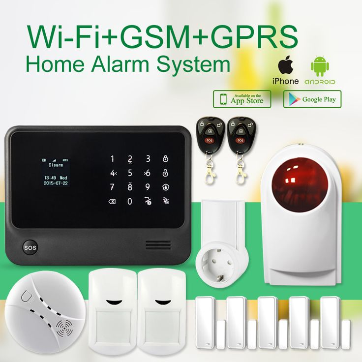 Find More Sensors & Alarms Information about wireless smoke detector+outdoor siren+socket+LED Touch Screen GSM/Wi Fi/GPRS GS G90B Wireless GSM Home Security Alarm System,High Quality screen game,China alarm wireless Suppliers, Cheap alarm system monitoring reviews from TOPCAMS Technology Co., Ltd. on Aliexpress.com