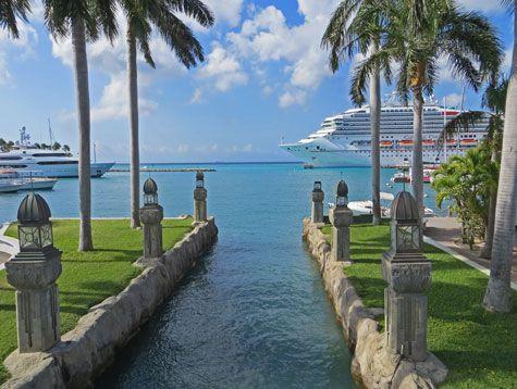 Aruba Cruise Port, Oranjestad