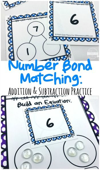 1315 best Math Facts Fluency Building (+, -, x, /) images on ...