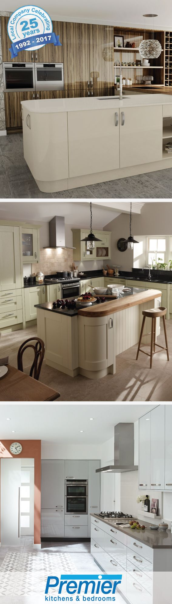Trend From modern to traditional we have a stunning range of fitted kitchens and bedrooms to